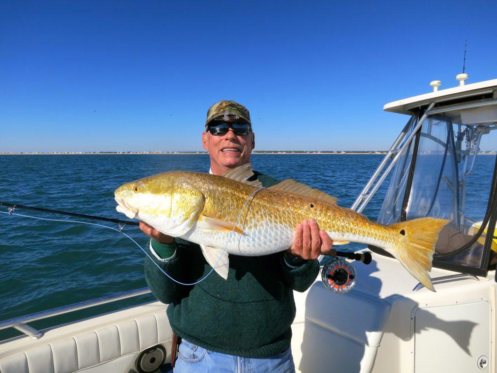 Wally Kirkland redfish photo